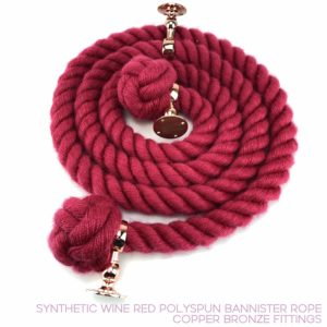 Synthetic Polyspun Bannister Ropes